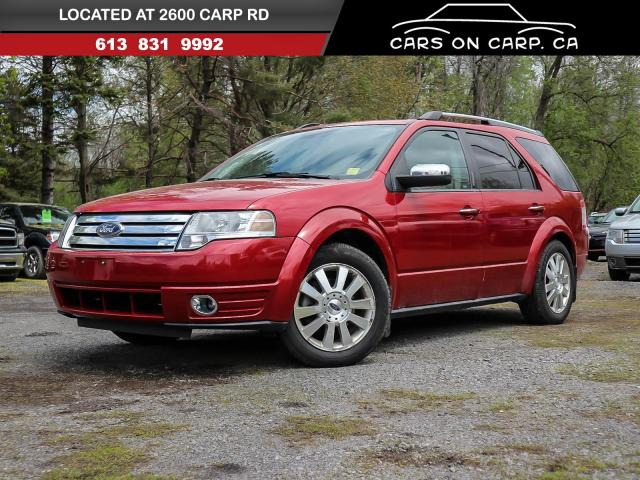 2009 Ford Taurus Limited AWD Leather - Pwr Roof