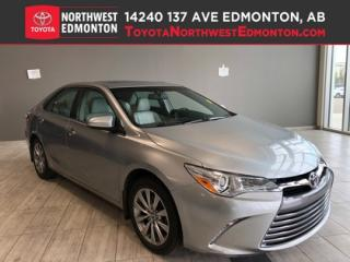 Used 2015 Toyota Camry XLE | FWD | Backup Cam | Bluetooth | Keyless Entry for sale in Edmonton, AB