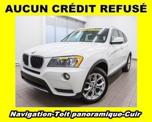 Used 2013 BMW X3 Xdrive Xdrive for sale in Mirabel, QC