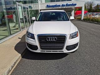 Used 2012 Audi Q5 2.0t Premium + Awd for sale in Ste-Julie, QC