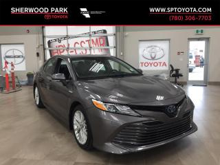 Used 2018 Toyota Camry HYBRID XLE for sale in Sherwood Park, AB