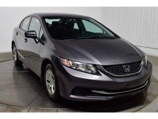 Used 2014 Honda Civic Lx A/c Bluetooth for sale in Saint-hubert, QC