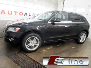 Used 2017 Audi Q5 S-Line Navigation for sale in St-Eustache, QC