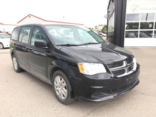 Used 2016 Dodge Grand Caravan CVP A/C, Cruise Control for sale in Ingersoll, ON