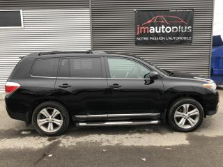 Used 2012 Toyota Highlander AWD for sale in Québec, QC