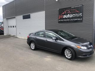 Used 2012 Honda Civic EX 4 portes, automatique for sale in Québec, QC