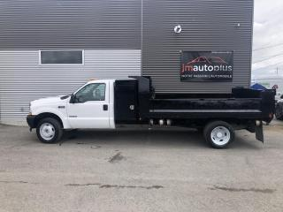 Used 2004 Ford F-550 SuperCab empattement de 162 po - XL for sale in Québec, QC