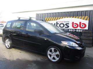 Used 2007 Mazda MAZDA5 ( AUTOMATIQUE - ROULE COMME NEUF ) for sale in Laval, QC