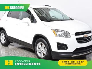 Used 2016 Chevrolet Trax LT for sale in St-Léonard, QC