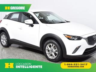 Used 2017 Mazda CX-3 GS for sale in St-Léonard, QC