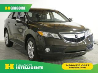 Used 2015 Acura RDX AWD AC GR ELEC for sale in St-Léonard, QC