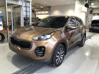 Used 2017 Kia Sportage EX Tech avec Noir 4 portes TI for sale in Beauport, QC