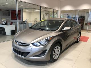 Used 2015 Hyundai Elantra Berline 4 portes, boîte automatique, GL for sale in Beauport, QC