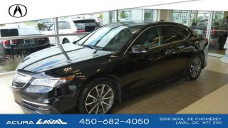 Used 2015 Acura TLX V6 Tech SH-AWD for sale in Laval, QC