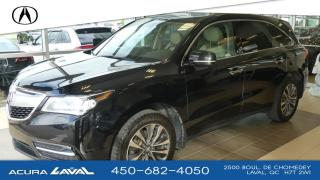 Used 2015 Acura MDX TECH PACK SH-AWD for sale in Laval, QC