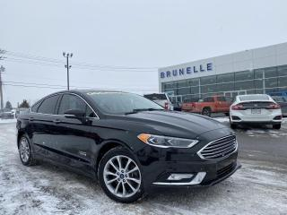 Used 2017 Ford Fusion ENERGI | CUIR | GPS for sale in St-Eustache, QC