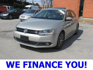 Used 2014 Volkswagen Jetta HIGHLINE for sale in Toronto, ON