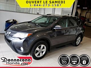 Used 2015 Toyota RAV4 XLE AWD *TOIT OUVRANT*CAMERA DE RECUL* for sale in Donnacona, QC