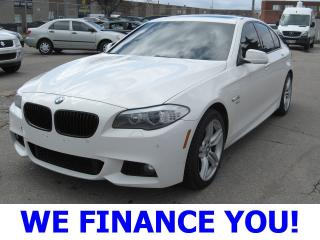 Used 2012 BMW 5 Series 535i xDrive for sale in Toronto, ON