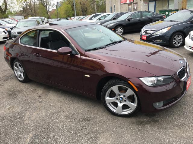 2008 BMW 3 Series 328xi/ AUTO/ AWD/ LEATHER/ SUNROOF/ FULLY LOADED!