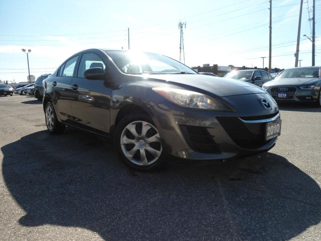 2010 Mazda MAZDA3 AUTO NO RUST NO ACCIDENT SAFETY PW PL PM A/C
