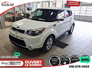 Used 2015 Kia Soul Lx+ Cruise Mags for sale in Québec, QC