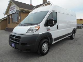 Used 2014 RAM ProMaster DIESEL 2500 High Roof 159