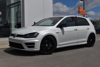 Used 2017 Volkswagen Golf R for sale in St-Jérôme, QC