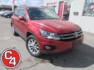 Used 2013 Volkswagen Tiguan Toit Pano Cuir Mag17 for sale in St-Jérôme, QC
