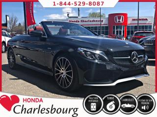 Used 2017 Mercedes-Benz C43 C 43 AMG**CABRIOLET** 4MATIC for sale in Charlesbourg, QC