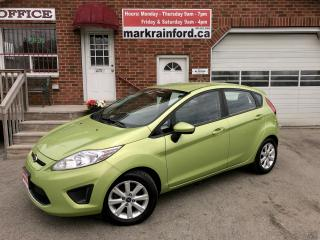 Used 2012 Ford Fiesta SE 5 spd Manual A/C Pwr Grp Bluetooth for sale in Bowmanville, ON