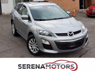 Used 2011 Mazda CX-7 GS | NAVI | BACK UP CAM | ONE OWNER | NO ACCIDENTS for sale in Mississauga, ON