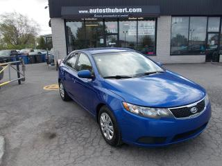 Used 2012 Kia Forte LX for sale in St-Hubert, QC