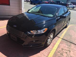 Used 2016 Ford Fusion S for sale in Campbell River, BC
