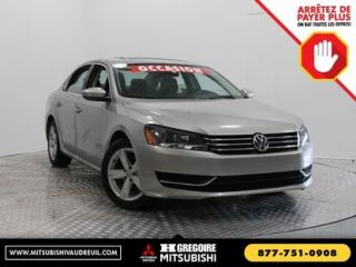 Used 2012 Volkswagen Passat 2.5L COMFORTLINE A/C for sale in Vaudreuil-Dorion, QC