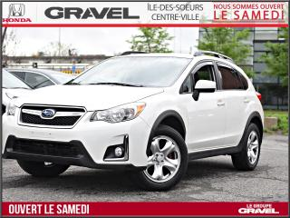 Used 2016 Subaru XV Crosstrek TOURING PACKAGE for sale in Ile-des-Soeurs, QC