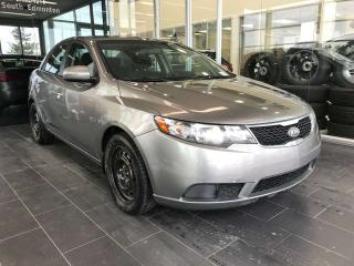 Used 2012 Kia Forte ACCIDENT FREE, HEATED SEATS, BLUETOOTH, CRUISE CONTROL for sale in Edmonton, AB