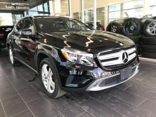 Used 2017 Mercedes-Benz GLA GLA 250, ACCIDENT FREE, POWER HEATED LEATHER SEATS, NAVI, SKYROOF, BLUETOOTH for sale in Edmonton, AB