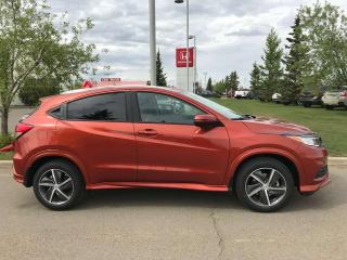 New 2019 Honda HR-V Touring Back Up Camera Navigation for sale in Red Deer, AB