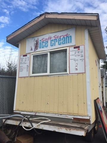 2005 Wagon Ice Cream Shack