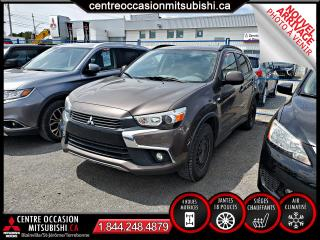 Used 2016 Mitsubishi RVR SE LIMITED 2.4L 4X4 for sale in Blainville, QC