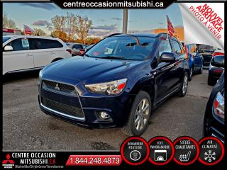 Used 2012 Mitsubishi RVR GT 4X4 TOIT-PANO + ROCKFORD FOSGATE + KE for sale in Blainville, QC