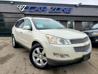Used 2012 Chevrolet Traverse LTZ DUAL SUNROOF DVDS WARRANTY AVAIL for sale in Calgary, AB