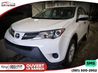 Used 2013 Toyota RAV4 LE AWD A/C CRUISE for sale in Québec, QC