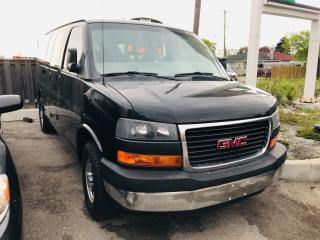 Used 2008 GMC Savana 3500 SLE for sale in Rexdale, ON