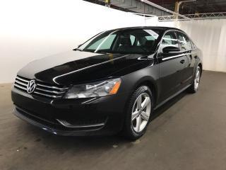 Used 2015 Volkswagen Passat COMFORTLINE for sale in BRAMPTON, ON