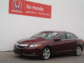 Used 2015 Acura ILX Tech for sale in Edmonton, AB
