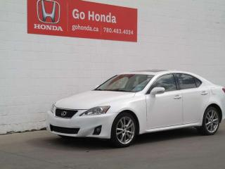 Used 2012 Lexus IS 250 IS250 AWD for sale in Edmonton, AB