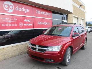 Used 2009 Dodge Journey RT AWD for sale in Edmonton, AB