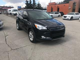 Used 2015 Ford Escape SE,AWD,143K,B/CAMERASAFETY+3YRS WARRANTY INCLUDED for sale in Toronto, ON